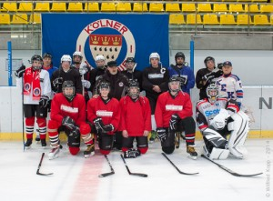 KEK Hockeyteam 2014
